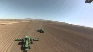 2013 NPE planting at VIP Farms-Thatcher Arizona