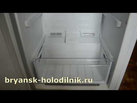 лед в морозилке под ящиками No Frost