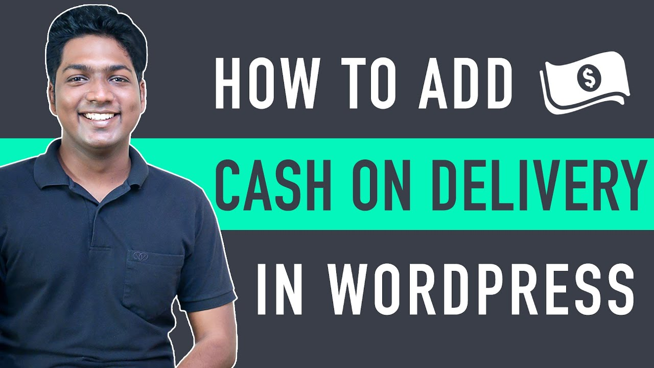How to Add Cash on Delivery Payment Method in WordPress
