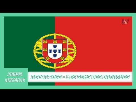 Les Gens des Baraques PORTUGAL | Documentaire complet