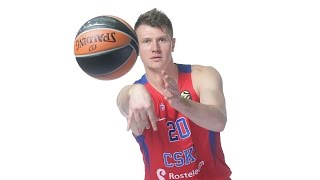 Oscar Mayer Block of the Night: Andrey Vorontsevich, CSKA Moscow
