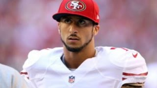 Why Colin Kaepernick Won't Stand For National Anthem