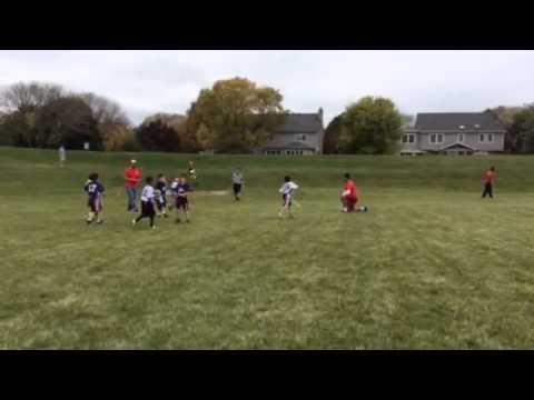 DKB Flag Football Game 4 - 10122014 - 8