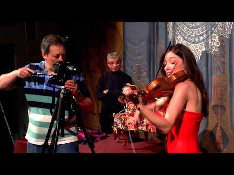 Vivaldi Premieres. Making Of
