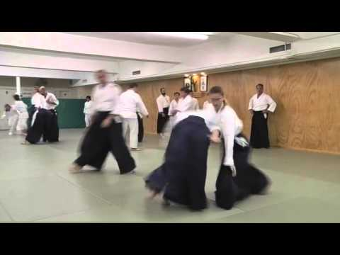 Aikido: Spin to catch balance, Kaitenage