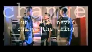 CJR - Happy To Be Me (Original with Lyrics)