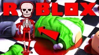 AL MIJN BOTTEN GEBROKEN !! 🤕 Roblox Broken Bones