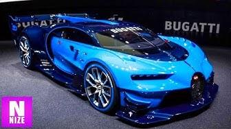 Das Schnellste Auto der Welt