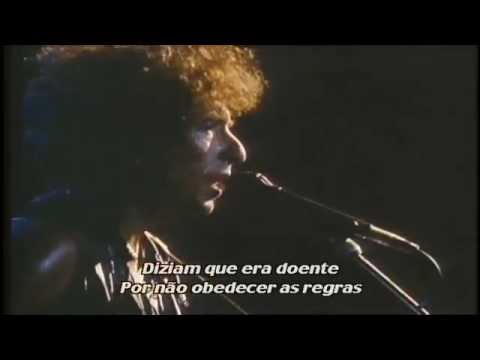 Flashback: Bob Dylan and Tom Petty Perform 'Lenny Bruce' in 1986