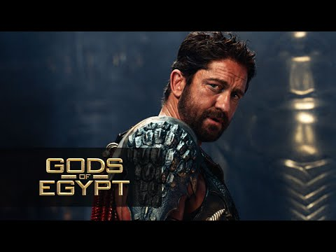 "Gods of Egypt (2016 Movie) Official Game Day Spot – ""War"""