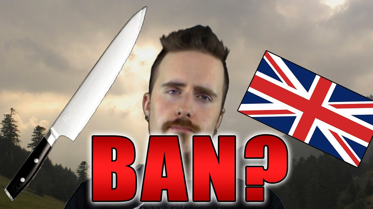 UK to ban KITCHEN knives? - Sacrificing freedom for