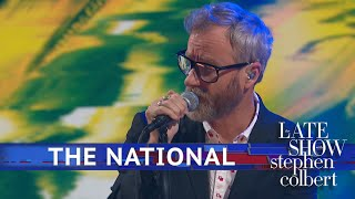The National Perform 'You Had Your Soul With You' Video