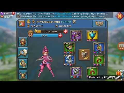 Hướng Dẫn Cộng Sự Game Lords Mobile