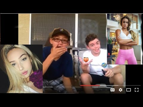 IMPOSSIBLE GUESS HER AGE CHALLENGE feat. Connor ( We Failed.. )