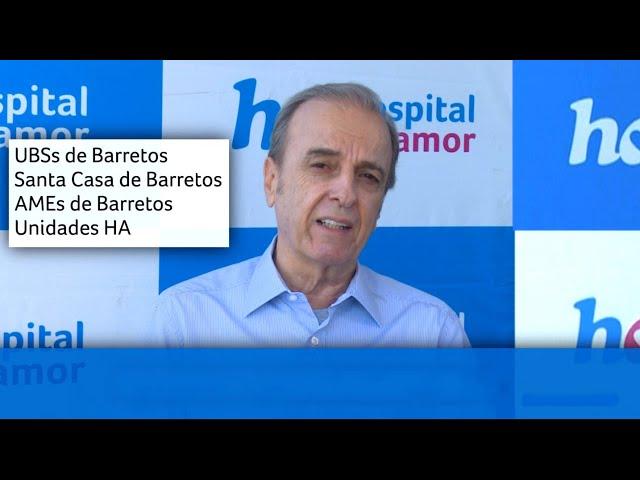 COVID-19: Henrique Prata orienta sobre coronavírus e pede colaboração da população
