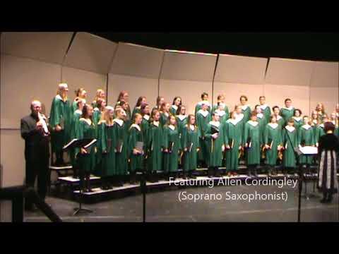 Fall 2017 Hempstead High School Choir Concert Dubuque, Iowa
