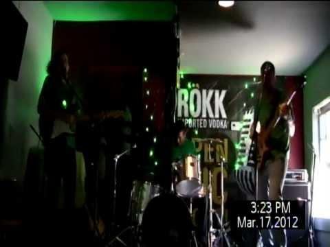 "3fifths ""Led"" live at the Diamondback Tavern in Ellicott City"