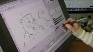 Storyboarding using ToonBoom Storyboard Pro