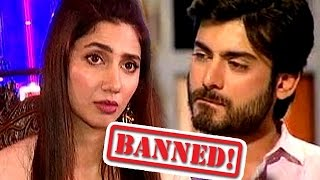 Fawad Khan & Mahira Khan PERMANENTLY BANNED From Bollywood | MNS Threat