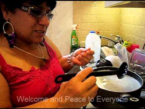 How to make YOGURT - Iraqi Assyrian Masta (Dahi) 1/2