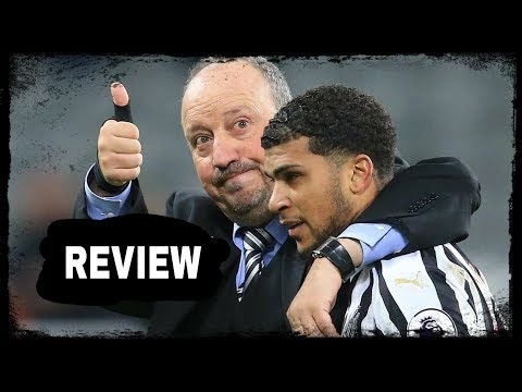 REVIEW | NEWCASTLE UNITED 1-0 WATFORD