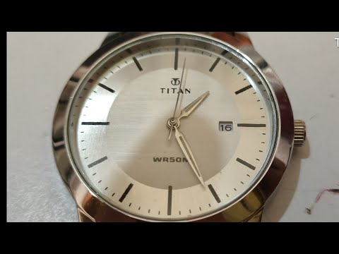 Unboxing Titan watch 😯😯😯😯Titan Men's Watch ordered from SNAPDEAL || Unboxing