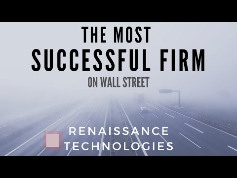 The Story Behind The Greatest Hedge Fund on Wall Street