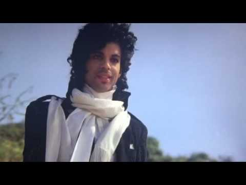 Purple Rain purify yourself in Lake Minnetonka