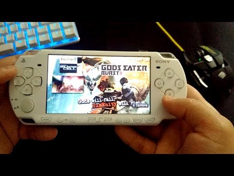 How to download PSP games for FREE!!