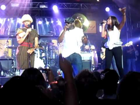 The Roots You Got Me  ft Erykah Badu and EVE