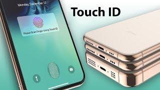 iPhone 2019 Будут с Touch ID. Samsung Galaxy F = 1800$. Прорывная Технология от Hyundai