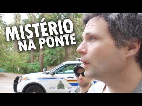 CASO DE POLÍCIA e OUTRAS AVENTURAS EM VANCOUVER - Vlog Ep.79