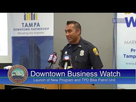 Downtown Business Watch Program
