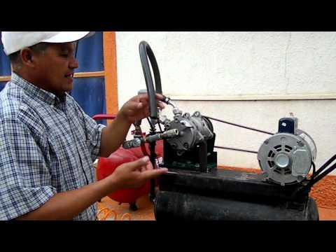 Compresor De Aire Casero Cuauhtemoc thumbnail