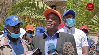 Mt. Kenya ODM delegates want Raila Odinga to declare his presidential bid as soon as possible