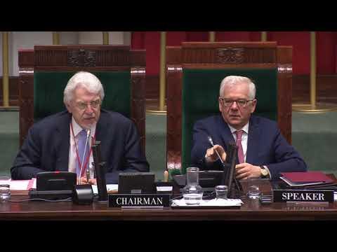 Sesja Wiosenna Zgromadzenia Parlamentarnego NATO - Komisja Polityczna
