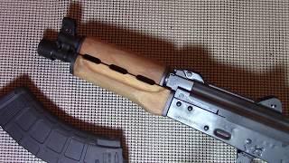 Юго М-92 ПАП АК Пистолет