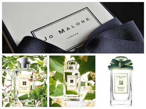JO MALONE/МОИ ПАРФЮМЫ/WHITE JASMINE&MINT/FRENCH LIME BLOSSOM/OSMANTHUS BLOSSOM