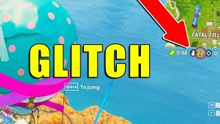 GLITCHED FORTNITE LOBBY STARTS WITH 20 PLAYERS due to a bad case of ligma