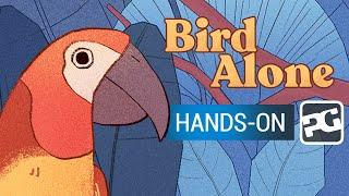 BIRD ALONE (iOS) | Gameplay