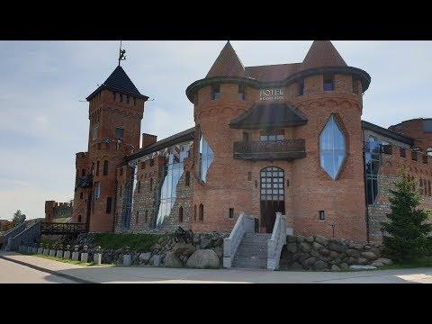 Замок отель Нессельбек / замки Калининградской области