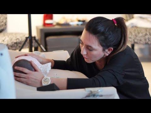 #TalentoEn2Minutos Vanessa, fotografía Newborn en Santiago del Estero