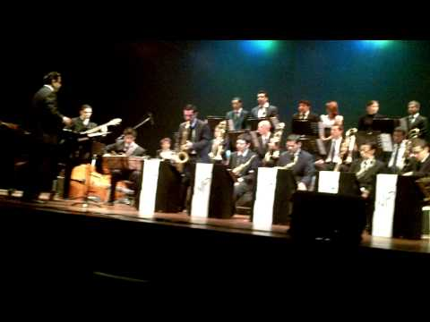 New Jazz Project  Big Band Costa Rica  - The other one