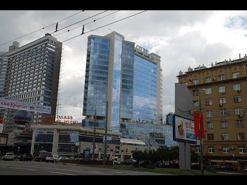 Лотте Плаза - бизнес-центр клсса A (видеообзор от of.ru)