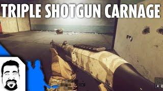 Battlefield 4 - Live Com Triple Shotgun Carnage