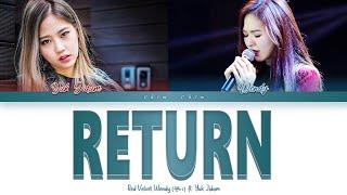 Download Mp3 Red Velvet WENDY Feat Yuk Jidam Return Lyrics