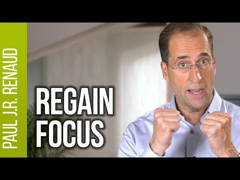 How to Regain Focus with a Time Out  |  Paul Renaud