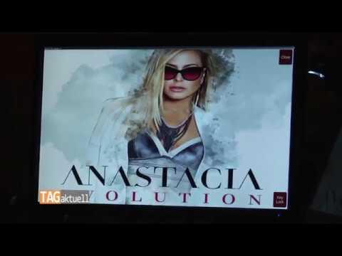 Anastacia till sverige
