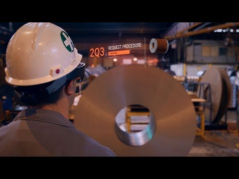Leading the future of steel