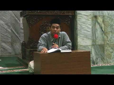 20180825 Kajian Tasawuf By KH Zulfa Mustofa